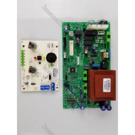 Ariston B60 vezérlőpanel 65119997