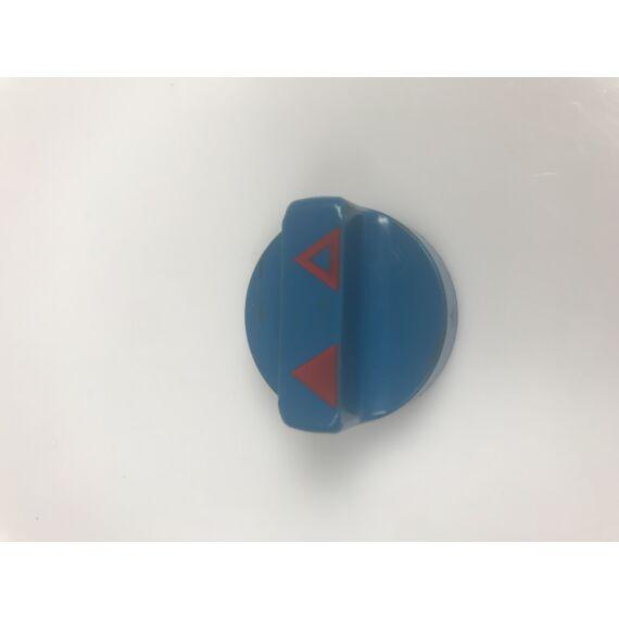 V4-es vízmelegítő hőfokválasztó gomb